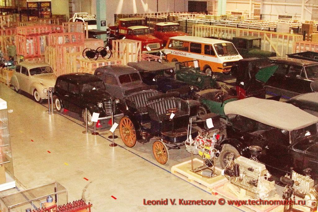 Технические музеи - фондохранилище Политехнического музея