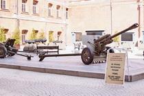 музей техники Артиллерийский двор Исторического музея