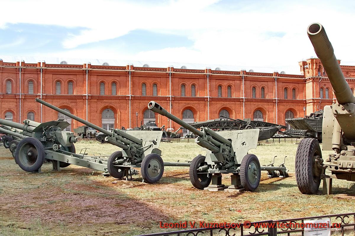 Артиллерия военного периода в Артиллерийском музее