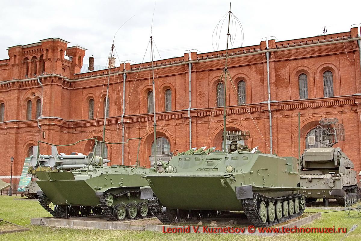 Командно-штабные машины в Артиллерийском музее