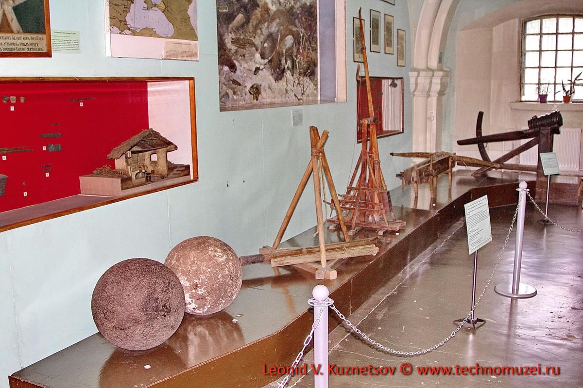 Зал №1 в Артиллерийском музее