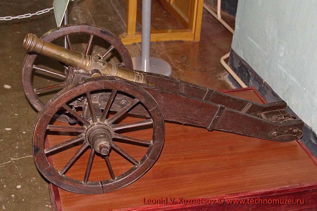 Пушка Потешного полка Петра I в Артиллерийском музее