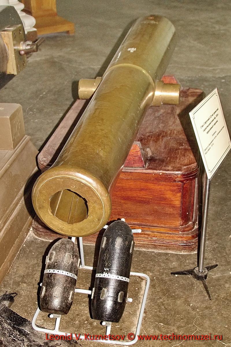 Крепостная пушка переделанная в нарезную в Артиллерийском музее