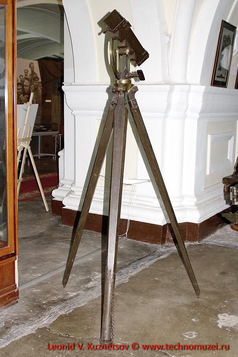 Станок для запуска 3-дюймовых осветительных ракет в Артиллерийском музее