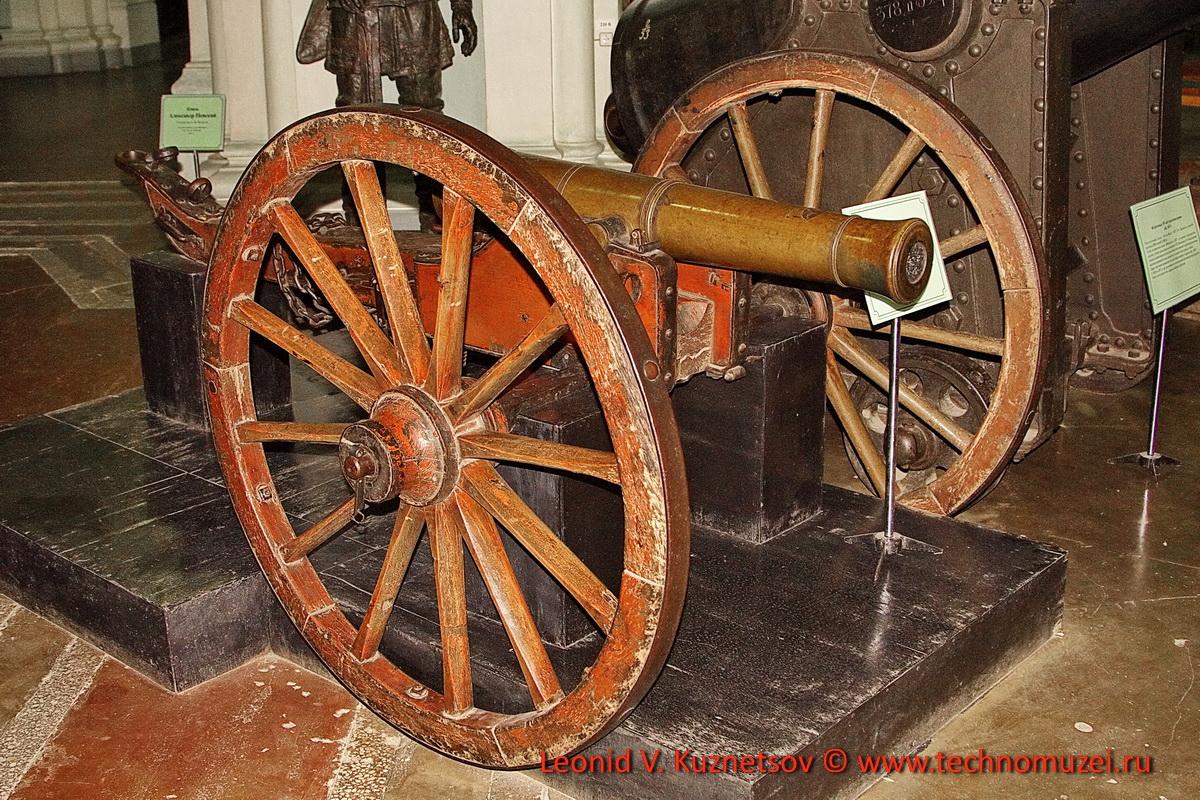 Турецкая пушка Вестник могущества в Артиллерийском музее