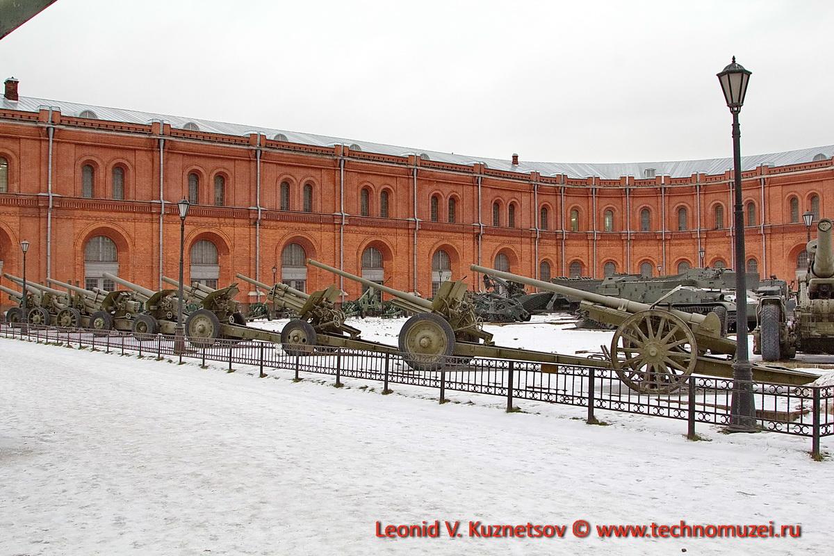 Артиллерия межвоенного периода в Артиллерийском музее