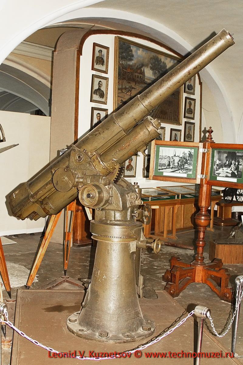 76-мм зенитная пушка образца 1915 года системы Лендера-Тарновского в Артиллерийском музее