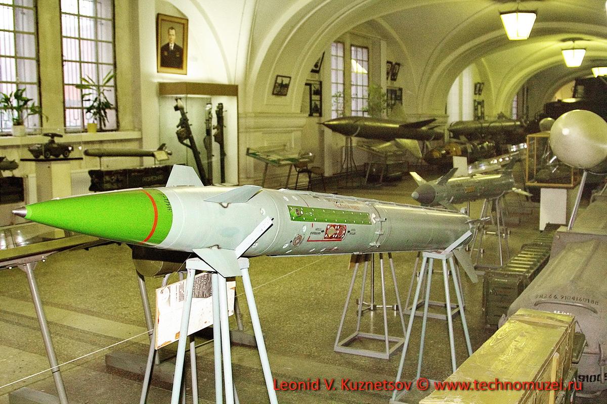 Зенитные ракеты послевоенного периода в Артиллерийском музее