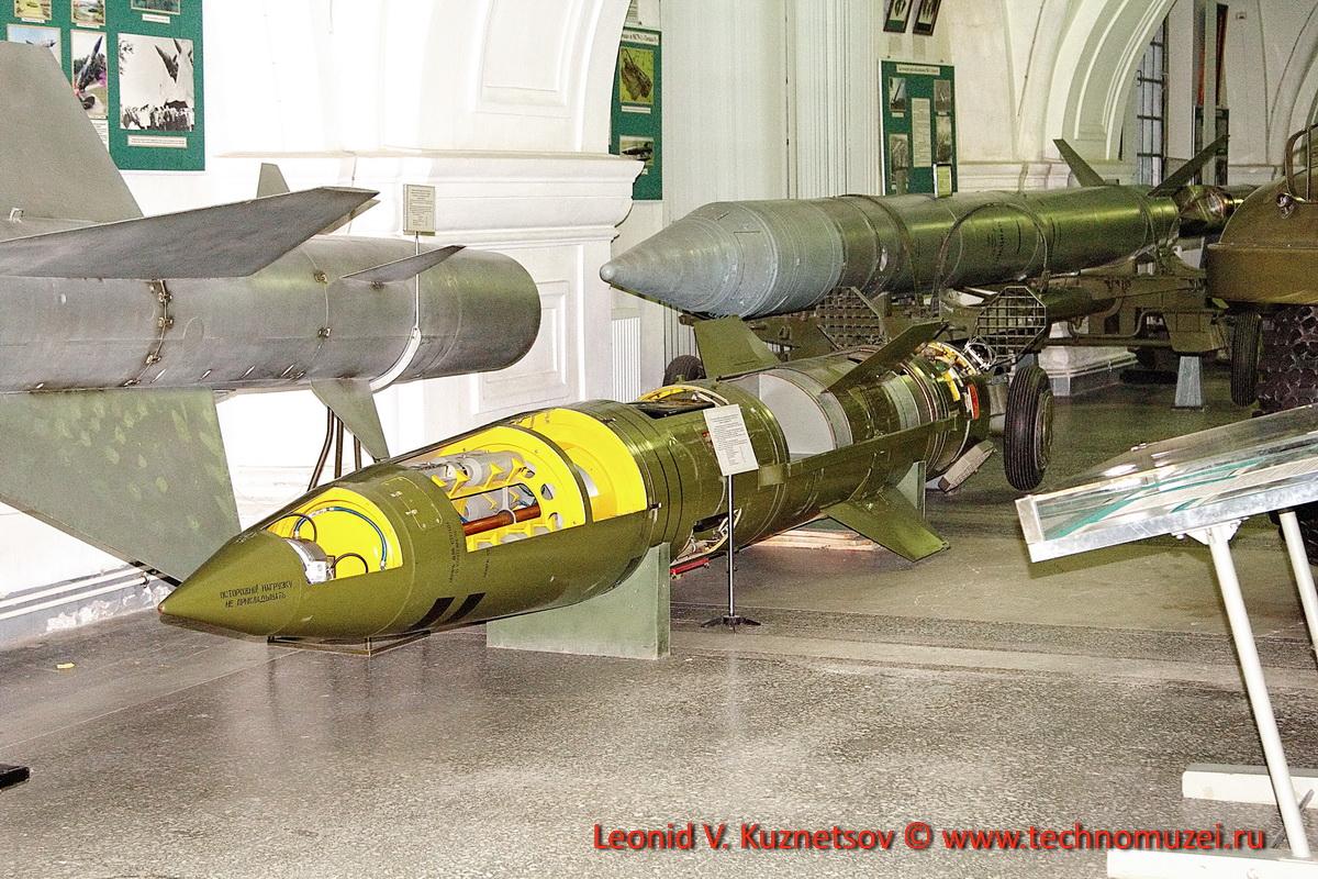 Тактические ракеты послевоенного периода в Артиллерийском музее