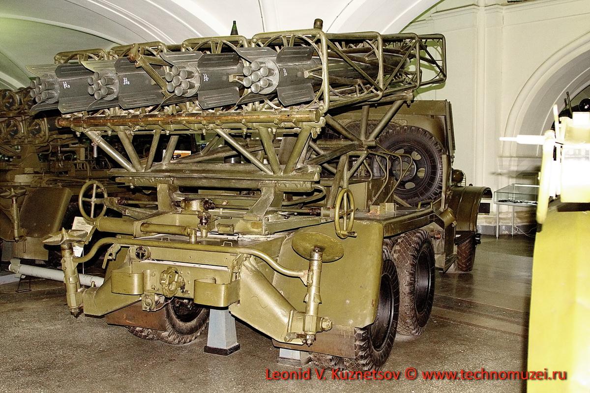 Пусковая установка БМД-20 в Артиллерийском музее
