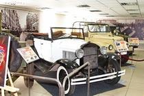 Музей техники Музей советского автопрома в Иваново