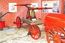 Музей техники Пожарная выставка в Костроме