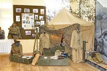 военно-историческая экспозиция Можайского музейно-выставочный комплекса