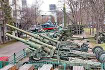 музей техники Центральный Музей Вооруженных Сил