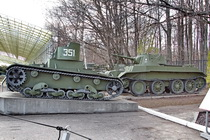 музей техники Музей Победы на Поклонной горе