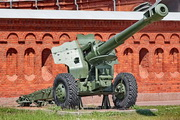 Д-20 гаубица пушка памятник на Кронверкской набережной