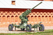 52-К зенитная пушка памятник на Кронверкской набережной