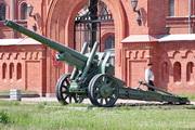 152-мм пушка памятник на Кронверкской набережной