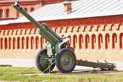 Д-1 гаубица пушка памятник на Кронверкской набережной