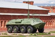 БТР-60ПУ в Артиллериийском музее в Санкт-Петербурге