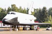 космолет-музей БТС-001 Буран на ВДНХ