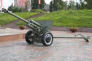 ЗиС-3 пушка памятник в Иваново