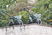 ЗиС-3 пушки памятник в Калуге