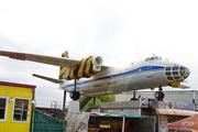 памятник самолету Ан-30 в Лыткарино