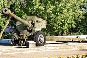 Д-20 гаубица пушка памятник в Кинешме