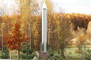 Памятник защитникам мирного неба в Костроме