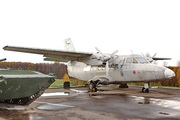памятник самолету L-410 в Костроме