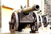 пушки в Московском Кремле