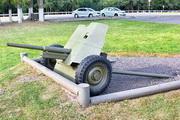 53-К противотанковаяая пушка памятник на трассе М2