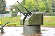 артиллерийская установка 2М-3-М в Малоярославце