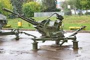 зенитная пушка ЗУ-23 в Малоярославце