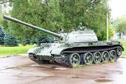 танк Т-55 в Малоярославце