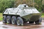БТР-60ПБ в Малоярославце