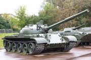 танк Т-62 в Малоярославце
