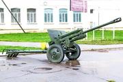 ЗиС-3 пушка памятник в Малоярославце