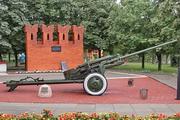 ЗиС-2 пушка памятник в Митино