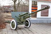 ЗиС-3 пушка памятник в Серебряном Бору