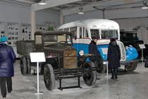 музей техники Дорога жизни в Осиновце