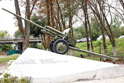 ЗиС-2 пушка памятник в Орле