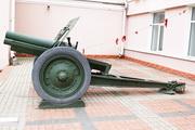 гаубица пушка памятник в Орле