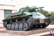 Памятник танку Т-70 в Орле