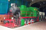 памятик паровозу 9П-178 в Орле