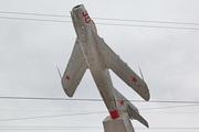 памятник самолету МиГ-15 в Орле
