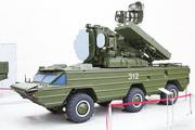 зенитная установка 9А33БМ3 Оса-АКМ на ВДНХ