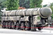 пусковая установка РТ-2ПМ Тополь на ВДНХ