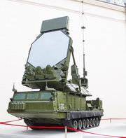 пост управления 9С32-1 комплекса С-300В3 на ВДНХ